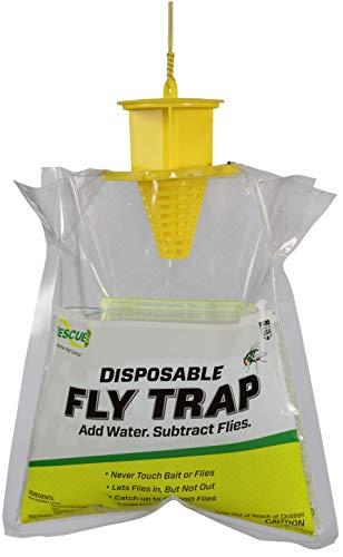 RESCUE! Disposable Non-Toxic Fly Trap