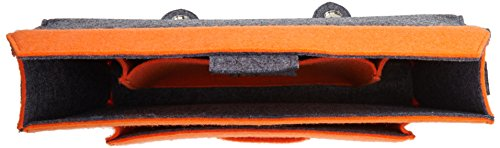 Urban Country Umhängetasche UC008001-Orange Mehrfarbig
