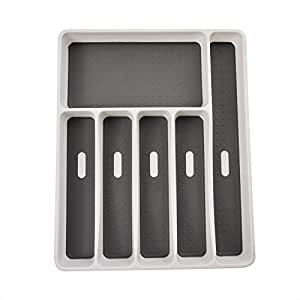 Groust - Cajón para Cubiertos con 6 Compartimentos ...