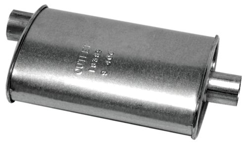 Jeep Replacement Mufflers - 6