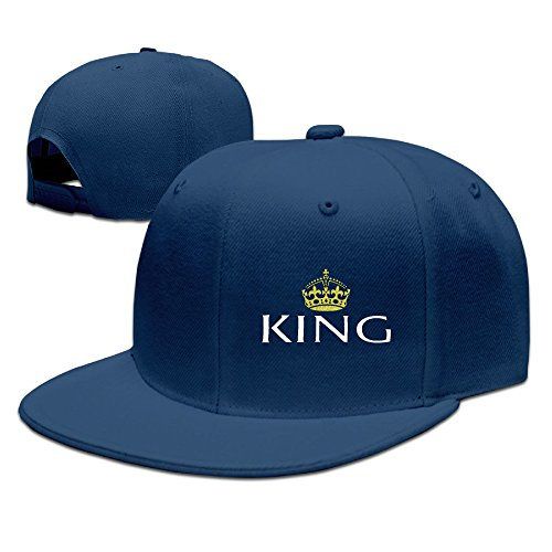 Updated King And Queen Couple Lover Men Baseball Caps Snapback Hats Snapback Hat