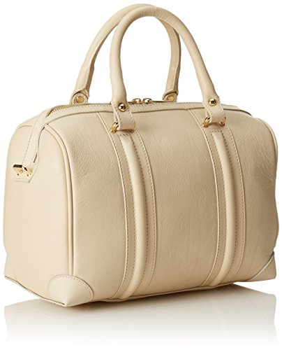 Made 32x23x18cm Beige Pelle 100 Borsa Vera Ctm Mano Da Chicca In Moda Inspired Elegante A Tutto Donna Italy pvx6A6wqH