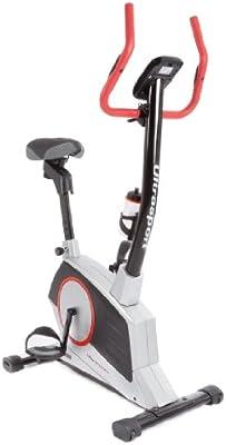 Ultrasport Bicicleta estática Racer 900M/bicicleta de fitness con ...