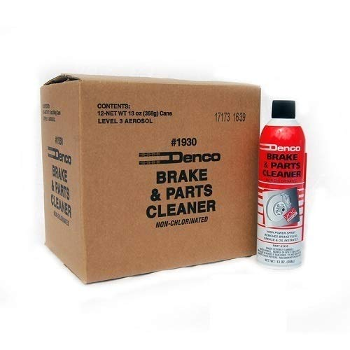 (Denco #1930C Brake Cleaner - 13 OZ Cans - Pack of 12 (12) )