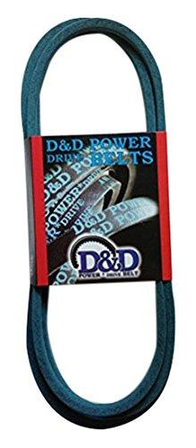 Rubber 96 Length OffRoad Belts 96 Length D/&D PowerDrive 9544060B MTD Or Cub Cadet Kevlar Replacement Belt 1 -Band 4LK
