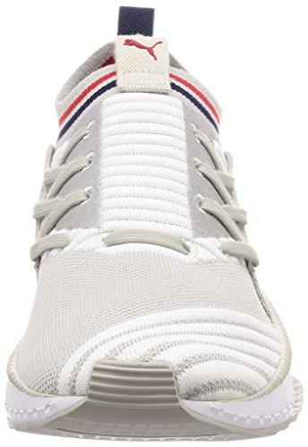 Scarpa Jun Puma Sport Stripes Tsugi Bianco OvwqPx4pw