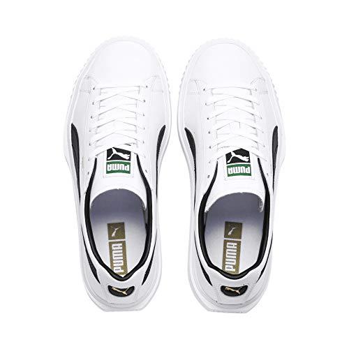 Bianco Sneakers 02 Breaker Bianco Lthr 46 Puma 366078 nero PH4qwPCT