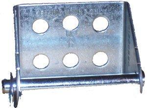 Chamberlain 41A4353 Garage Door Opener Header Bracket Assembly Genuine Original Equipment Manufacturer (OEM) Part