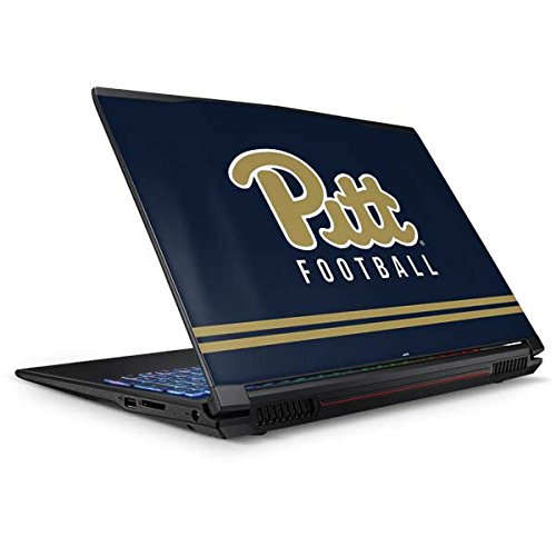 Skinit Pittsburgh Panthers Football GP62X Leopard Gaming Laptop Skin - Officially Licensed College Laptop Decal - Ultra Thin, Lightweight Vinyl Decal Protection