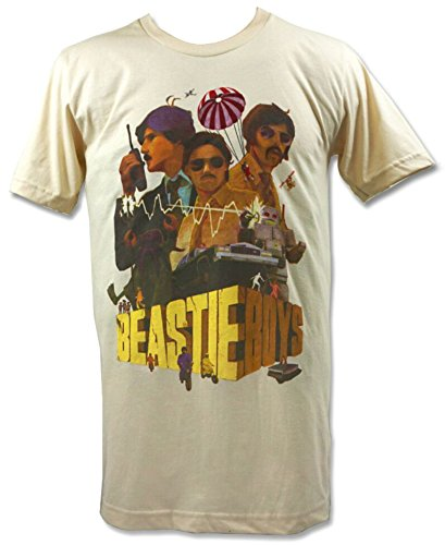 Licensed Beastie Boys Criterion T-Shirt. S to XXL