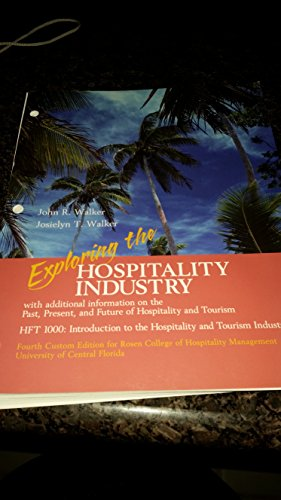 exploring the hospitality industry 2018-5-11  kim, janggon, exploring how employee empowerment impacts on hotel front desk  hospitality industry since the front desk is the first and last contact of a.