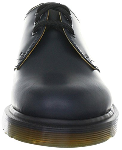 lacets 1461 Marine 1461 Bleu à mixte Navy Bleu Smooth Smooth adulte Dr Chaussures Martens 86wqBO5qxU