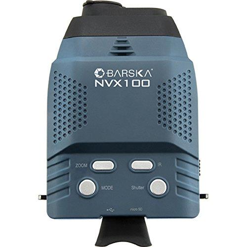 Barska NVX100 3x Night Vision Monocular with Built in Camera by BARSKA (Image #4)