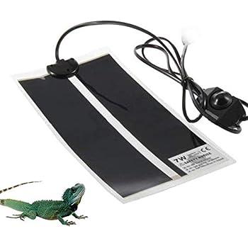 Amazon Com Reptile Heating Pad With Temperature Control