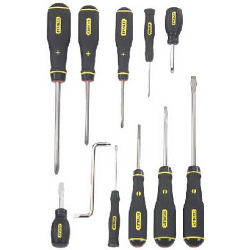 Stanley-Proto 62-502 11-Piece Prodriver Screwdriver Set