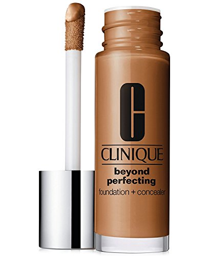New Clinique Beyond Perfecting Foundation Concealer, 1 oz 30 ml, 8 Golden Neutral MF-G