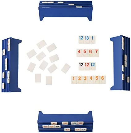 Point Games- Juego de Rummy de Tamaño Completo con Tableros Exclusivos de 3 niveles (Playmags 2031.0) , color/modelo surtido: Amazon.es: Juguetes y juegos
