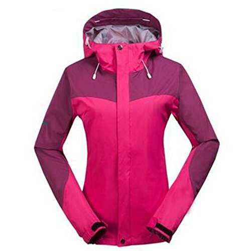 Wu Mountain Sportswear Outdoor Negozio Lady Wear New Lai Singolo Giacche Rosered n0WPrpq07
