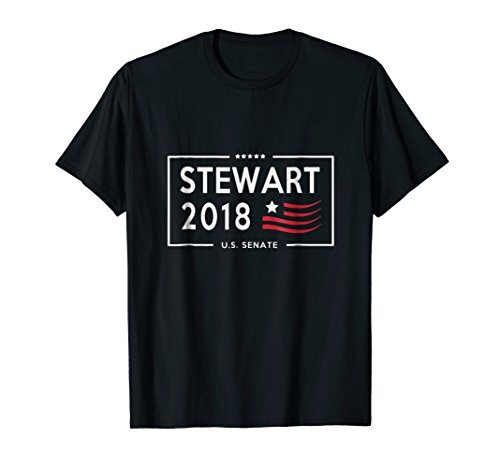 Corey Stewart Elect U.S. Senate Virginia 2018 Shirt