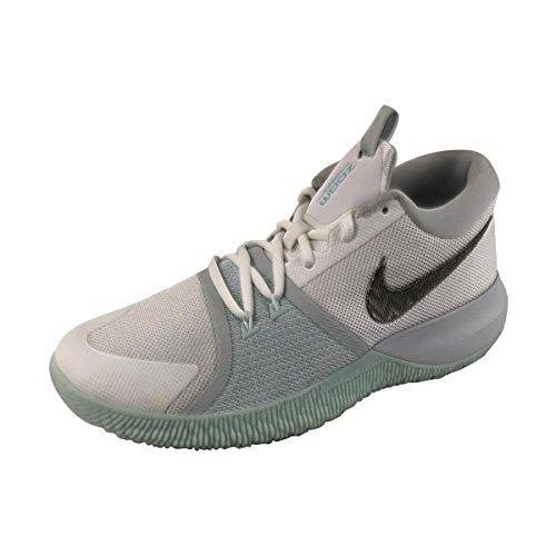 Running Ankle Nike Blue Shoe White Assersion Chrome glacier Men's Zoom High qXRwxrXHt