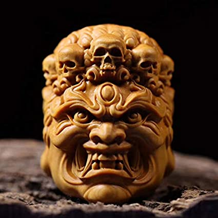 Chinese folk art yueqing boxwood carving tea pet pixiu etsy