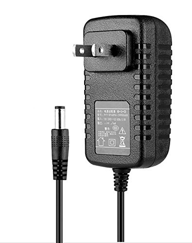 Eagleggo 9V 2A Ac Dc adapter for X Rocker Pro Series H3 51259 Video Gaming Chair 51231 / 51396 Replacement Switching Power Supply Cord Charger (6103 Bluetooth)