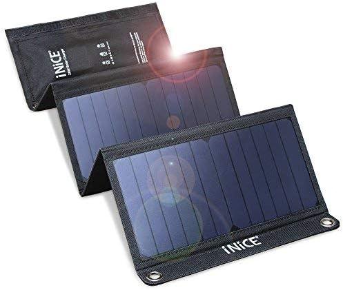 Amazon.com: Cargador Solar 28W Cargador de Teléfono Solar ...