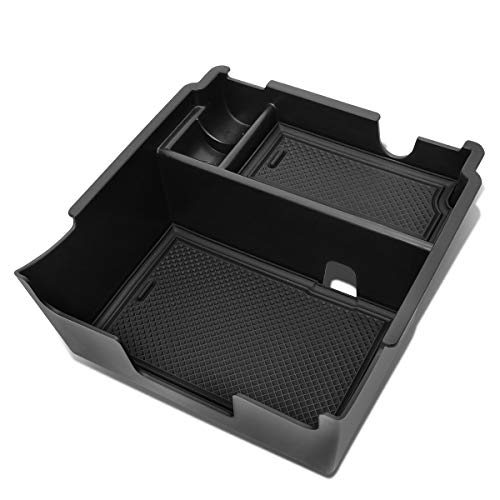 (OE Style Center Console Organizer Tray Storage Box for Subaru Crosstrek Impreza 18-19)