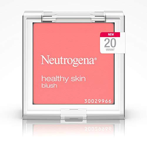 Neutrogena Healthy Skin Blush, 20 Vibrant, .19 Oz.