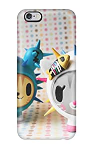 Mary P. Sanders's Shop 8009468K38641379 Tough Iphone Case Cover/ Case For Iphone 6 Plus(tokidoki)