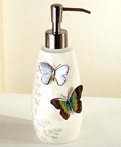 (The Lakeside Collection Butterfly Soap/Lotion Pump)