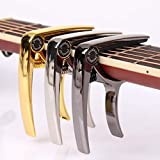 Premium Deluxe Guitar Capo for Acoustic and