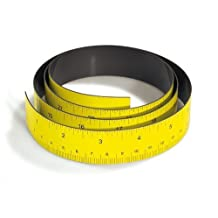 Magnet Measuring Tape Magnetic Ruler 36""