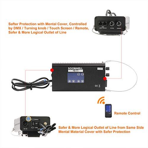 SOONWELL Flex Bi-Color Mat 3000-5600K (1 X 1') Flexible Moladble LED