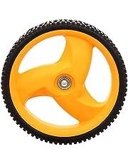 OVBBESS 293 mm gräsklippare bakhjul för McCulloch 5324035-09, 5324327-49, 532403509, 532432749