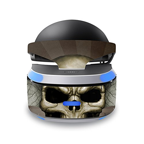 MightySkins Protective PlayStation VR Skeletor product image
