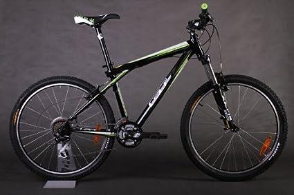GT - Bicicleta híbridas de Ciclismo, tamaño M, Color Negro: Amazon ...