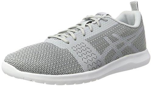 Asics Kanmei, Chaussures de Running Homme Grey