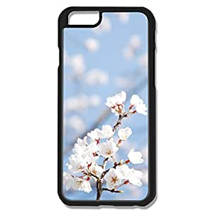 Uncommon Cherry Blossom Blue Sky IPhone 6 Case For Couples by mcsharks
