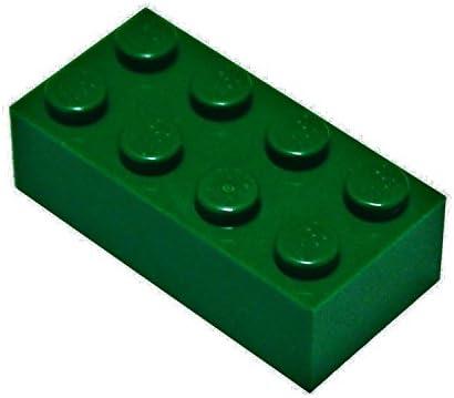 LEGO 3001-40 Brand NEW 2x4 Black Bricks
