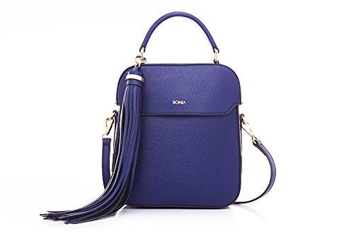 bonia-womens-sophia-leather-bonnie-satchel-one-size-dark-blue