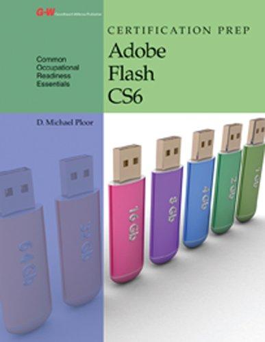 Certification Prep Adobe Flash CS6