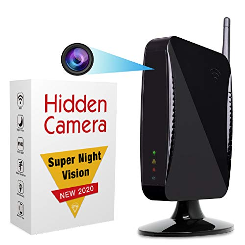 Router Hidden Camera