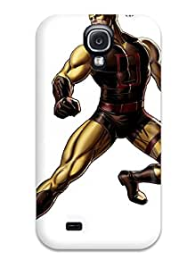 Egbert Drew's Shop 6346340K20165781 Protective Tpu Case With Fashion Design For Galaxy S4 (daredevil)