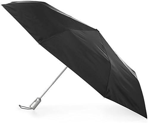 تعداد 8709 X-Large Auto Open بستن SunGuard NeverWet Umbrella ، سیاه