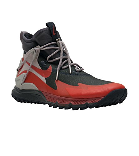 Nike Mens Terra Sertig ACG Boots Anthracite/Dragon Red-Cobblestone 916830-003 Size 7.5