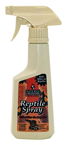 DeFlea Reptile Mite Spray, 8-Ounce