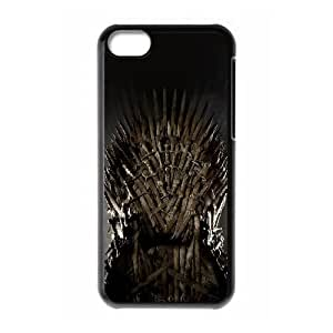 iPhone 5c Cell Phone Case Black Game Of Thrones Poster Drama VIU906826