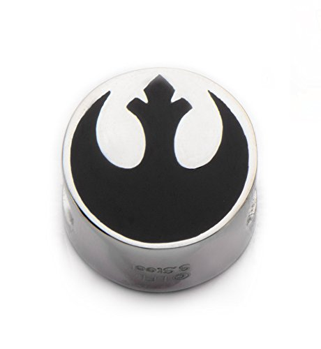 Star Wars Rebel Alliance Logo Charm Bead ()