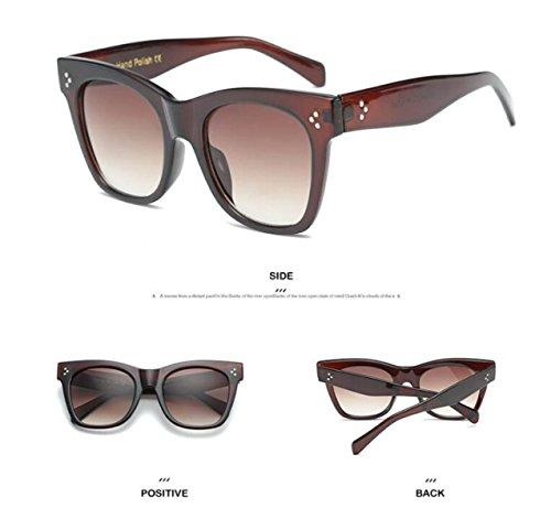 le visage rond korean personnalité star des lunettes des lunettes de soleil de marée des lunettes de soleil mesdames les yeux nouveau cycletransparent pourpre (tissu) ksW1zg